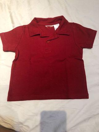 Red Shirt 24 months