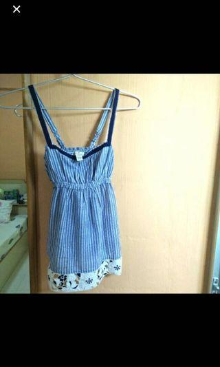 Hollister summer camisole top #MRTJurongEast