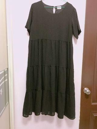 🚚 🦕黑長裙