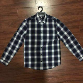 H&M Checkered Shirt #DeclutterWithJohanis