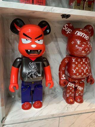 Bearbrick Givenchy Devil Custom