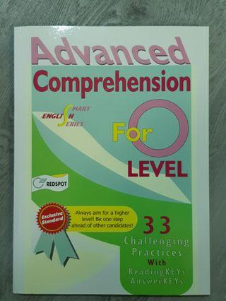 🚚 Redspot O Level Advanced Comprehension