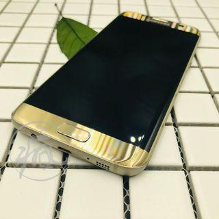 SAMSUNG GALAXY S7 edge金色32GB/中古空機/店家保固7天<SAM649382>