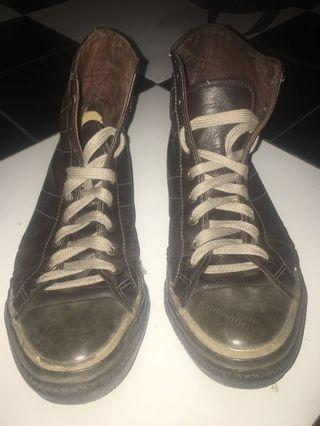 Converse brown leather original