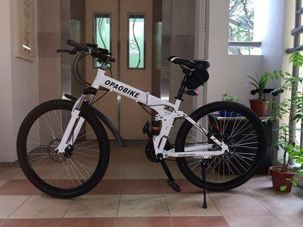 Mountain Bike  Disc Brakes Full Suspension