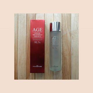 From Nature Age Intense Treatment Essence