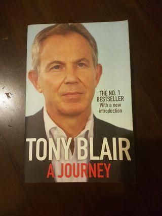 """Tony Blair - A Journey"" Autobiography"