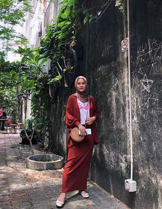 Calaqisya Comfortwear Ironless in Arabian Spice