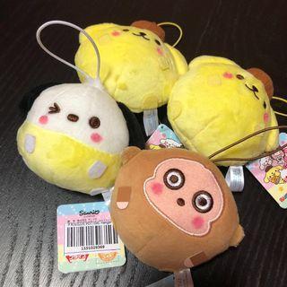 BNWT Sanrio Characters Soft Toy Plush