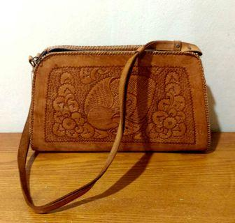 Genuine Leather Handmade Shoulder Bag