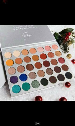Jacklyn Hill Morphe Pallete