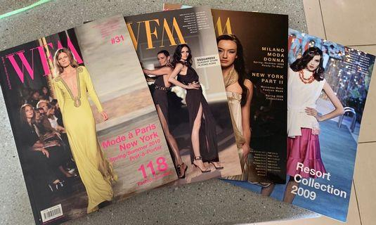 FASHION COLLECTION magazines