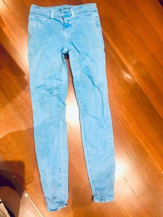 Authentic blue J-brand jeans