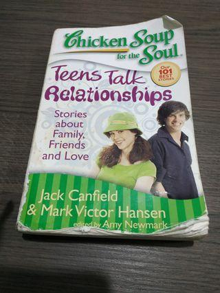Chicken Soup For The Soul Teens Talk Relationships