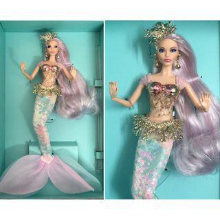 🆕 2019 Barbie Doll Signature Mermaid Enchantress (Collector Edition)