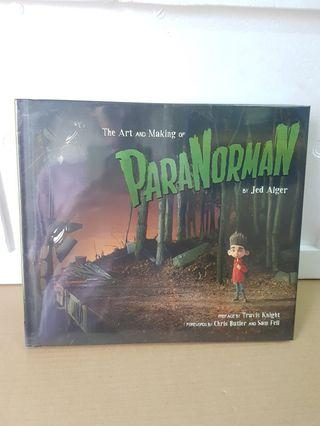 The Art of ParaNorman, the Making (Laika Studios)