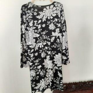 Blouse Floeer Jersey