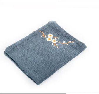 🚚 免麻茶巾