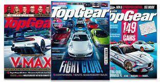 🚚 Top Gear SG & EVO magazines (2017-2018)
