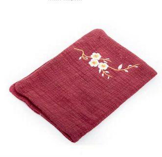 🚚 棉麻茶巾