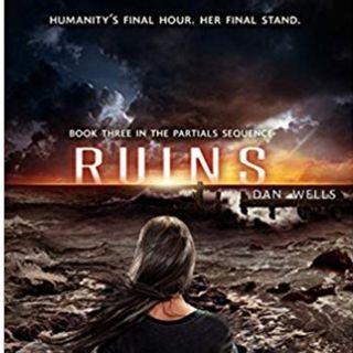 Buku Langka: Book Three of Ruins by Dan Wells