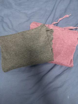 short-sleeved hoodies