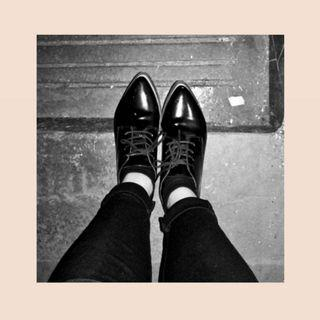 Topshop oxford shoes (ankle boots)