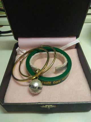juicy couture bracelet 連盒