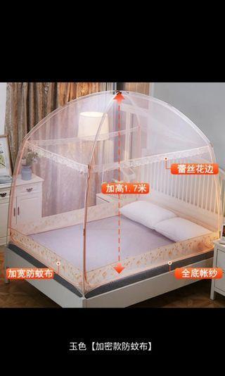 蒙古包蚊帳