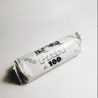 Ilford Pan 100 (120mm) BW