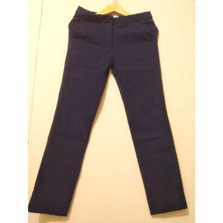 MANGO basic pants