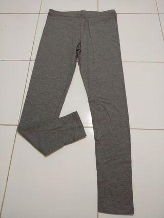 Grey Legging Uniqlo