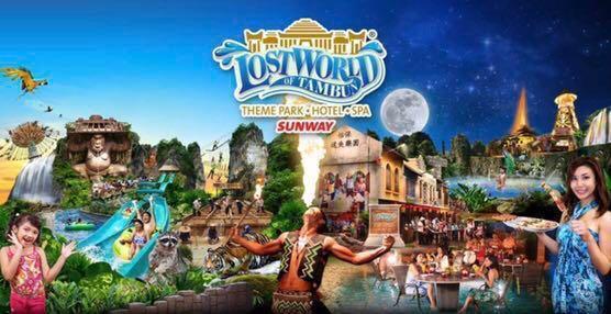 Lost World Of Tambun Ipoh 2019