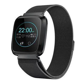 3days crazy sale!Full Steal IP68 Smart Watch
