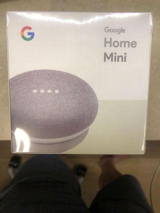 Google Home Mini (White)