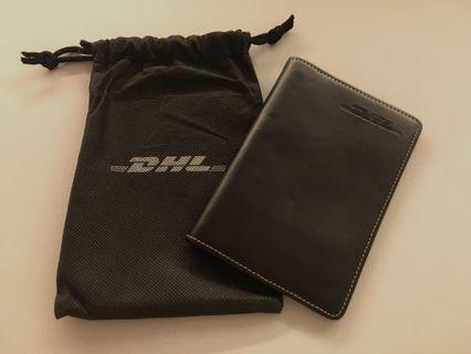 <New> DHL Passport/Diary holder