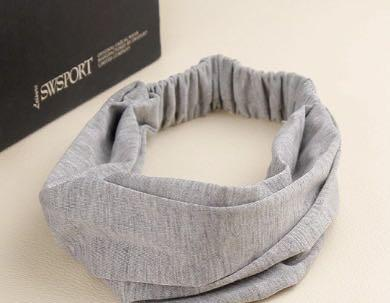 * BRAND NEW Fabric Hair Band Scarf