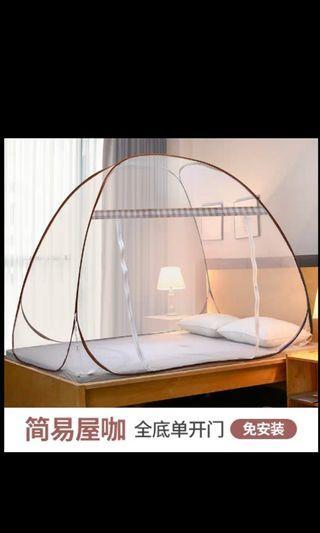 預防登革熱,免安裝蚊帳