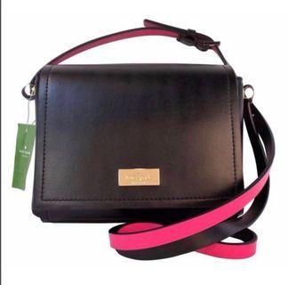 Kate Spade Women's AVVA Arbour Hill Leather Crossbody Bag
