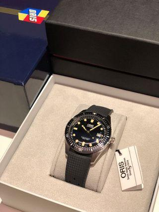 [47折預訂] ORIS HERITAGE 65 AUTOMATIC 42MM WATCH