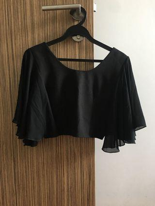 Inys Flutter Sleeves Top