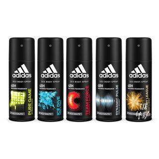 adidas BODY SPRAY FOR HIM 止汗劑 150mL