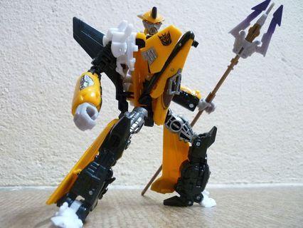 Transformers 變形金剛 movie rotf 戰鬥機 deluxe class