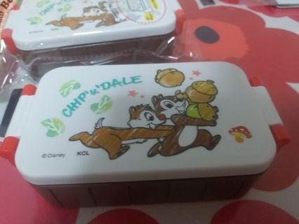 Disney Chip and Dale 330ml Lunch box