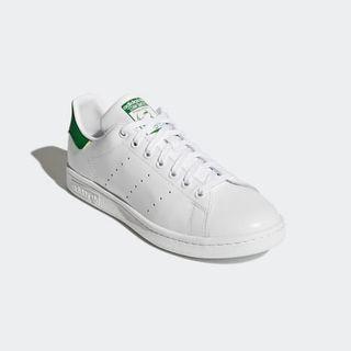Adidas originals stan smith shoes (green)