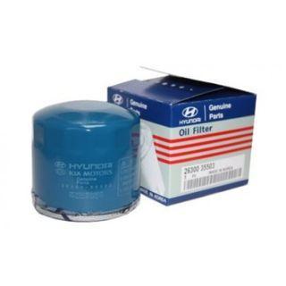 Hyundai 26300 35503 Engine Oil Filter (For Hyundai & KIA)