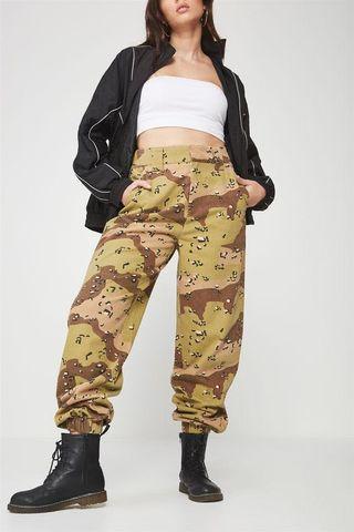 urban camo pants!