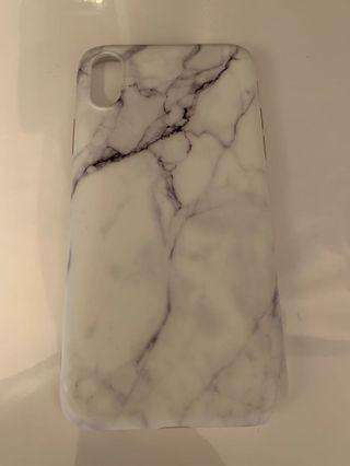 Marble iphone XR case