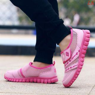 Summer Sneakers Girl Sport Shoes Soft Child Casual Mesh Kids Running Shoes