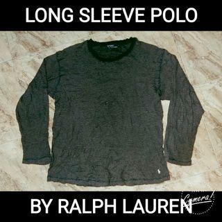 Long Sleeve Polo by Ralph Lauren